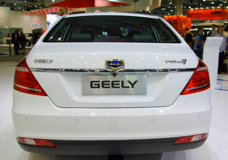Geely Emgrand 2017 - фото 12