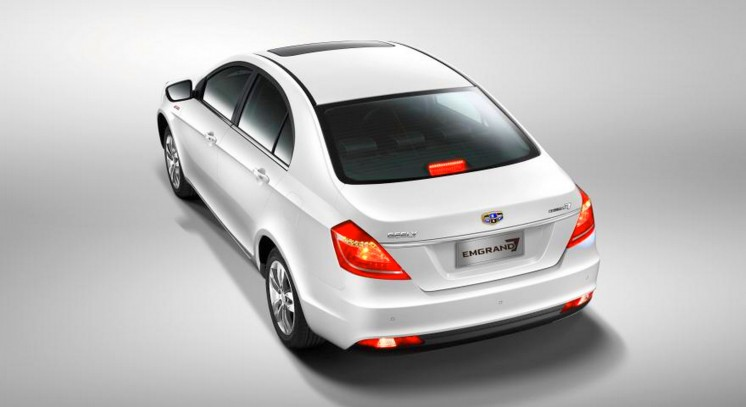 Geely Emgrand 2017 - фото 25