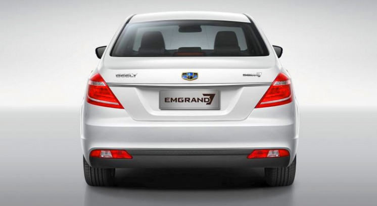 Geely Emgrand 2017 - фото 26