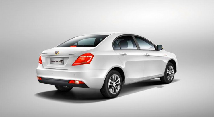 Geely Emgrand 2017 - фото 30