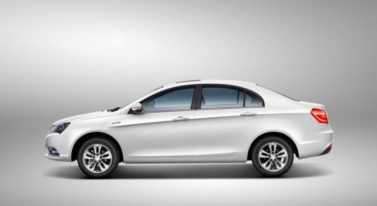 Geely Emgrand 2017 - фото 32