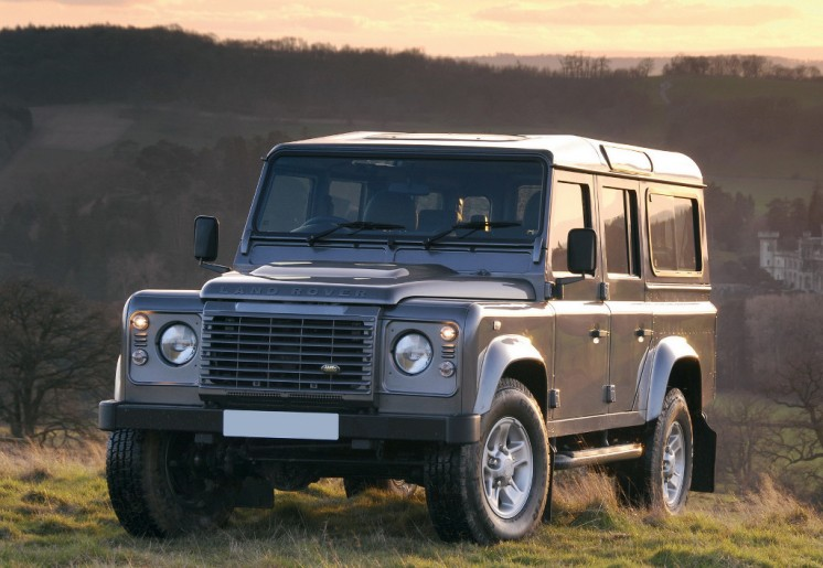 Фото Land Rover Defender