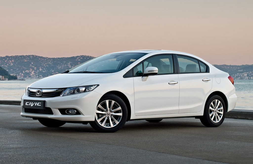 Honda Civic Седан 2012, фото