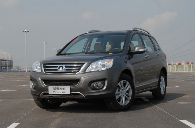 Great Wall Hover H6, фото