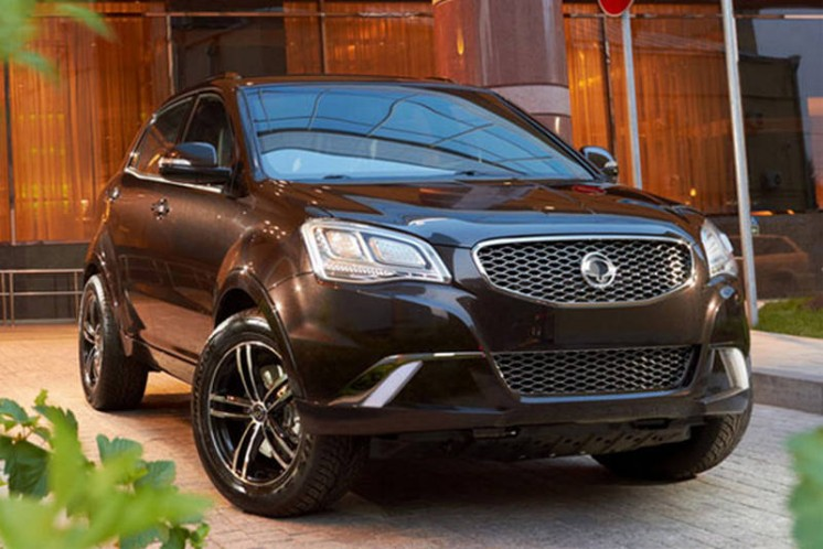 Фото SsangYong NEW Actyon