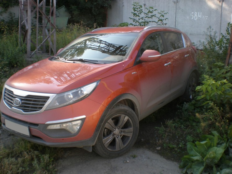 Фото Kia Sportage 2.0L 6AT (2011 г.в. 15 000 км)