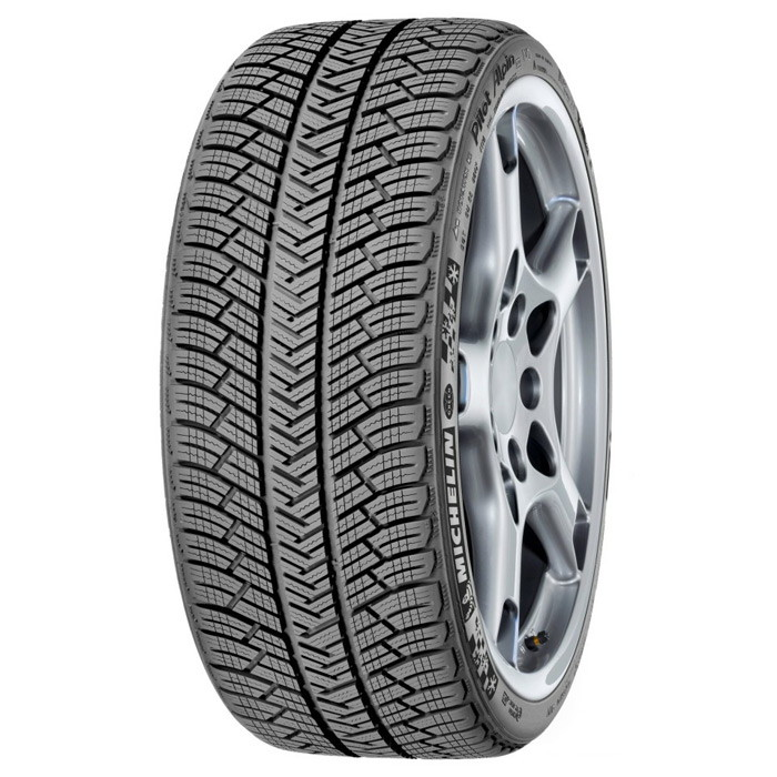 Фото зимних шин Michelin Pilot Alpin PA4