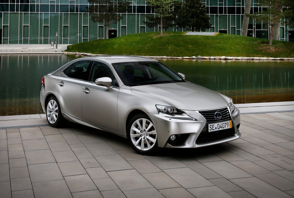 Фото Lexus IS 2013