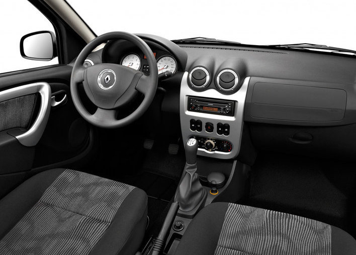 renault sandero 2014 authentique отзывы