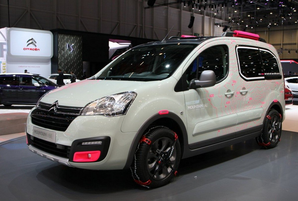 Фото Citroen Berlingo 2016