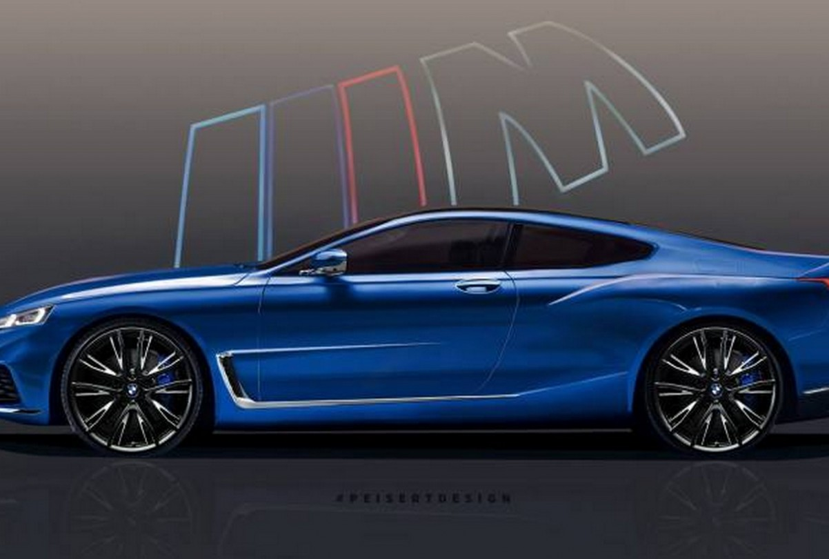 BMW 8 Series Coupe Concept