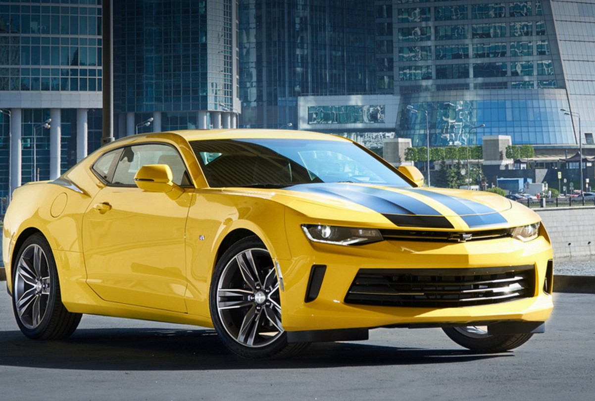 Chevrolet Camaro Performance