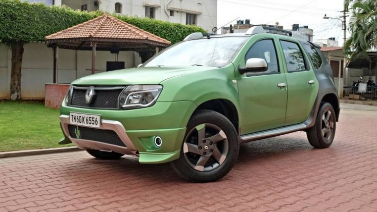 tuning renault duster