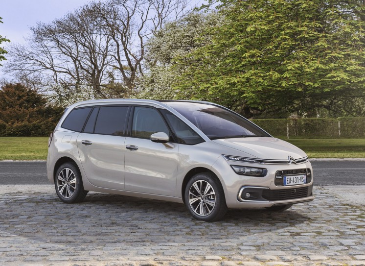 Citroen C4 Grand Picasso miniven pokolenie 2017 photo 1