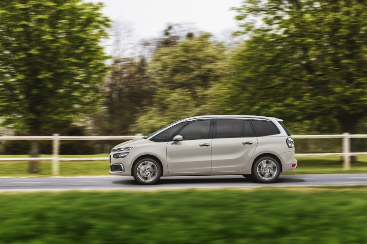 Citroen C4 Grand Picasso miniven pokolenie 2017 photo 2
