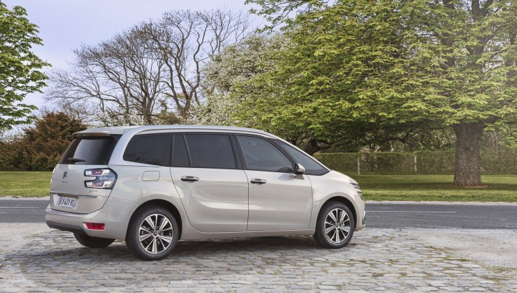 Citroen C4 Grand Picasso miniven pokolenie 2017 photo 3