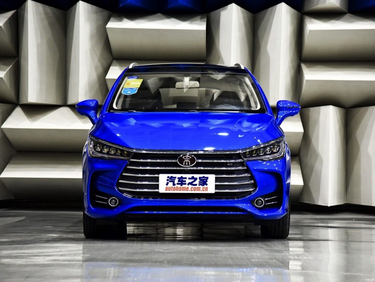 byd song max 2018 1