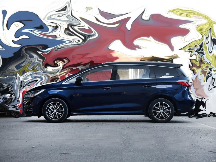 byd song max 2018 4