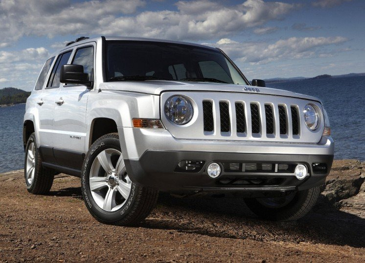 Jeep Patriot (Liberty) 2011