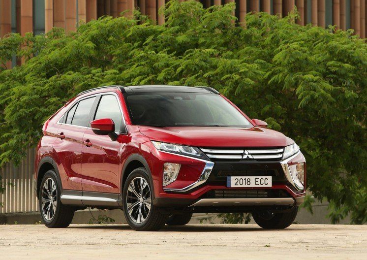 Mitsubishi Eclipse Cross, pokolenie 2018 goda, photo 1