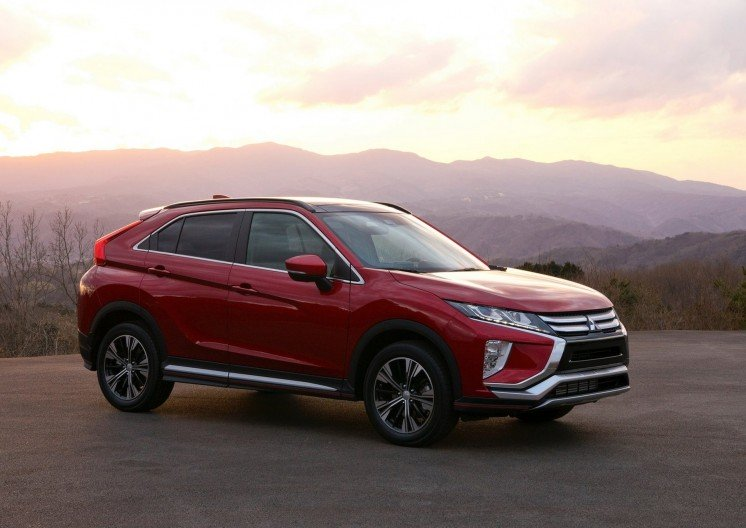 Mitsubishi Eclipse Cross, pokolenie 2018 goda, photo 2