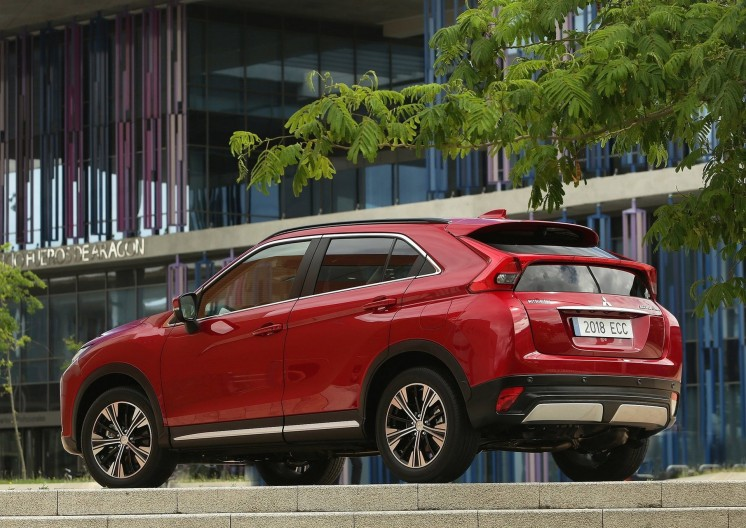 Mitsubishi Eclipse Cross, pokolenie 2018 goda, photo 4