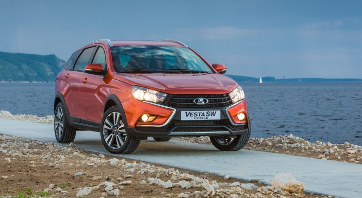 Lada Vesta SW Cross, photo 2