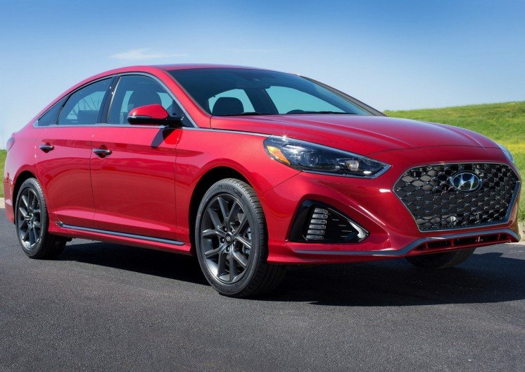 Hyundai Sonata 2018, photo 3