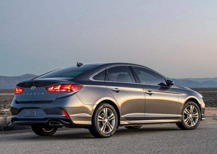 Hyundai Sonata 2018, photo 4