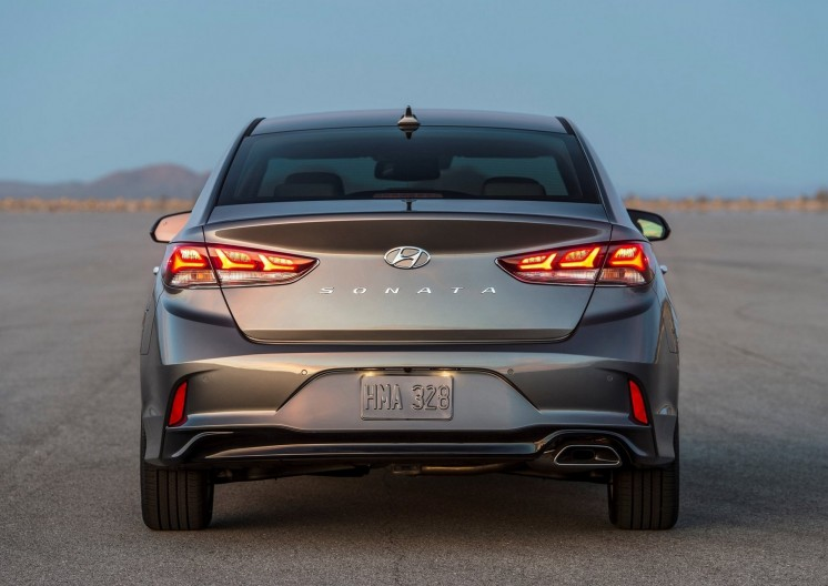 Hyundai Sonata 2018, photo 5