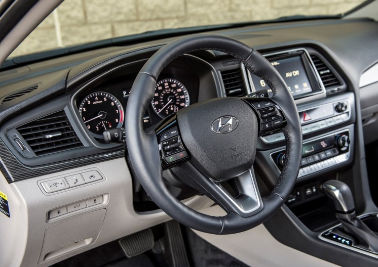 Hyundai Sonata 2018, photo 6