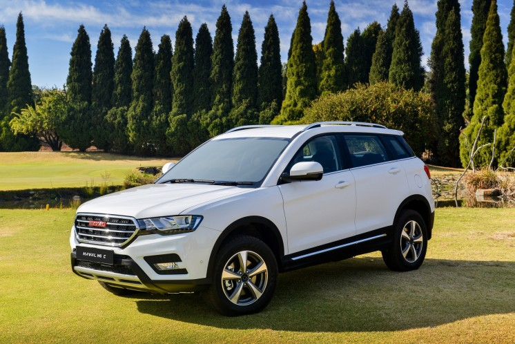 Haval H6 Coupe, Photo 2