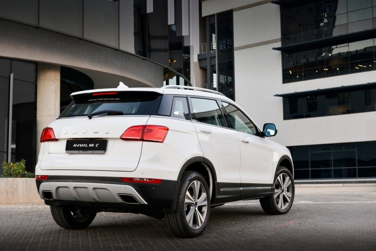 Haval H6 Coupe, Photo 3