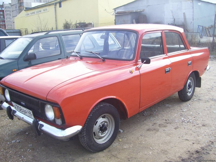 moskvich 412 ie