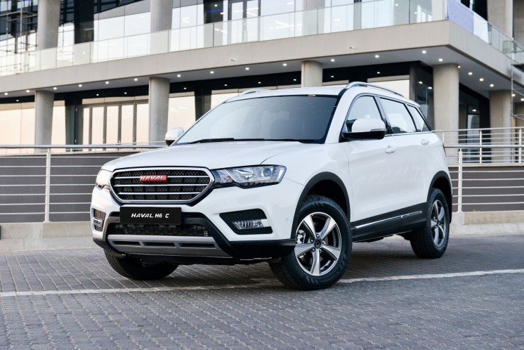 Haval H6 Coupe, Photo 1