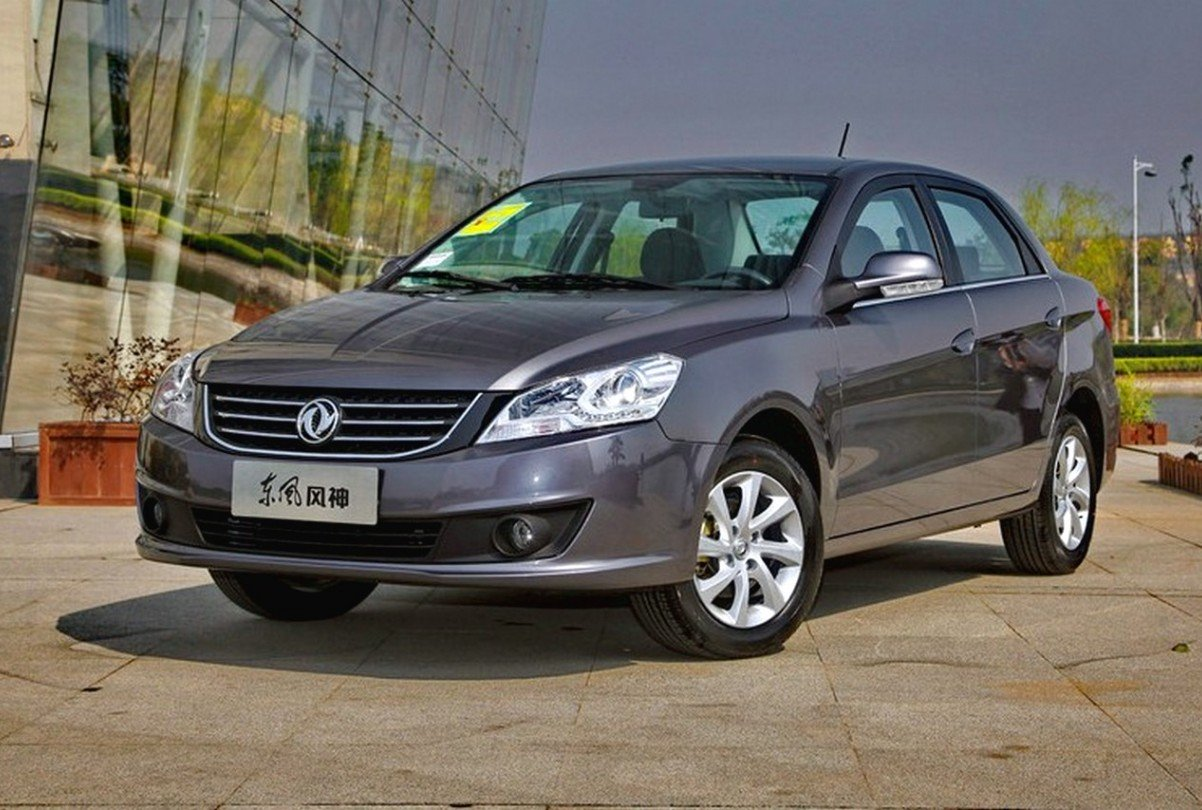 Dongfeng S30 Фото