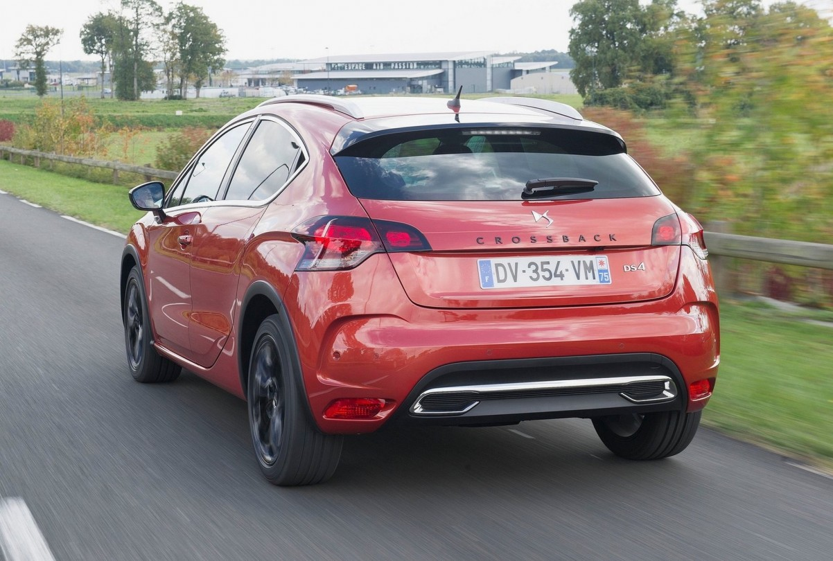DS 4 crossback 2017 Photo 02