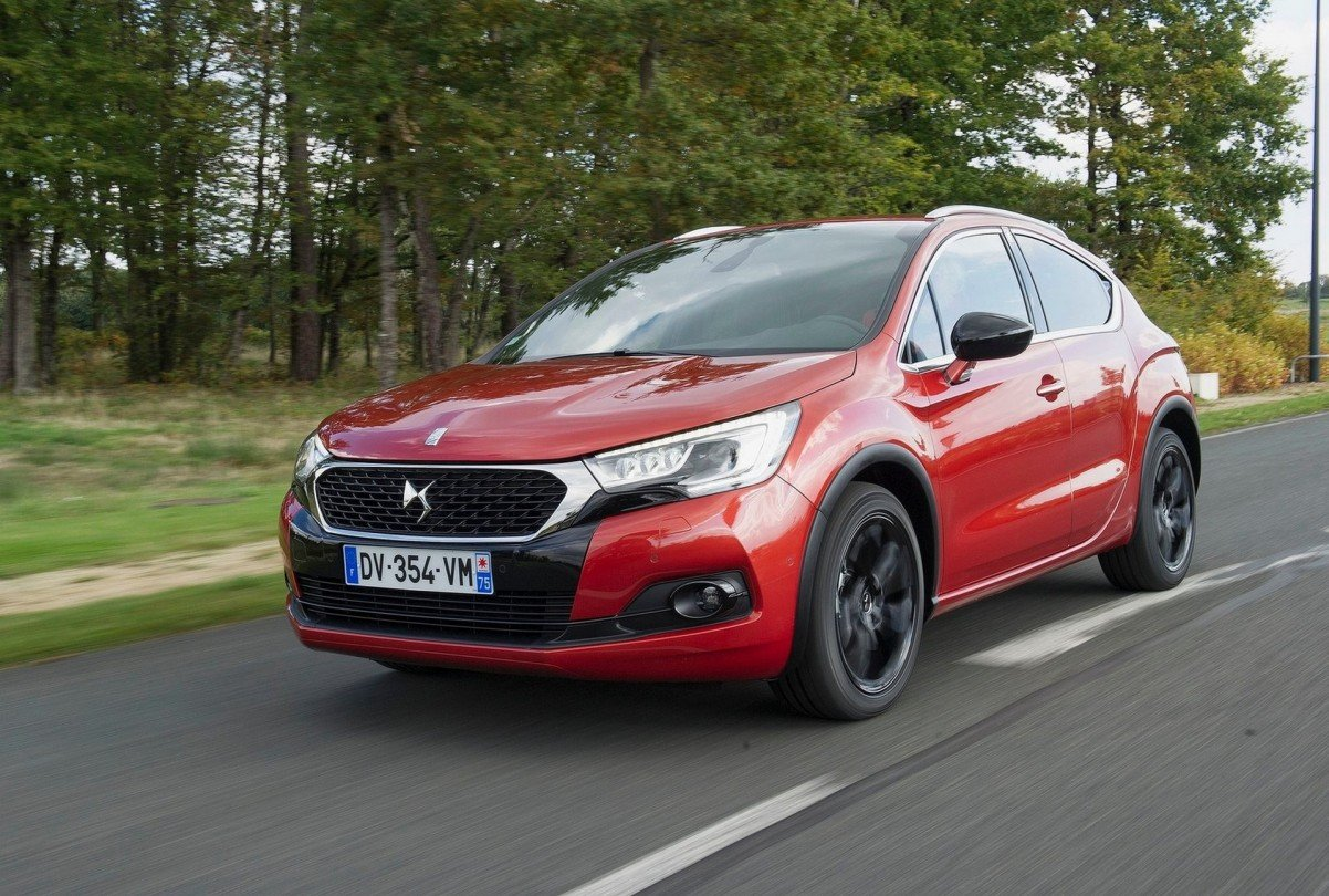 DS 4 crossback 2017 Photo 04