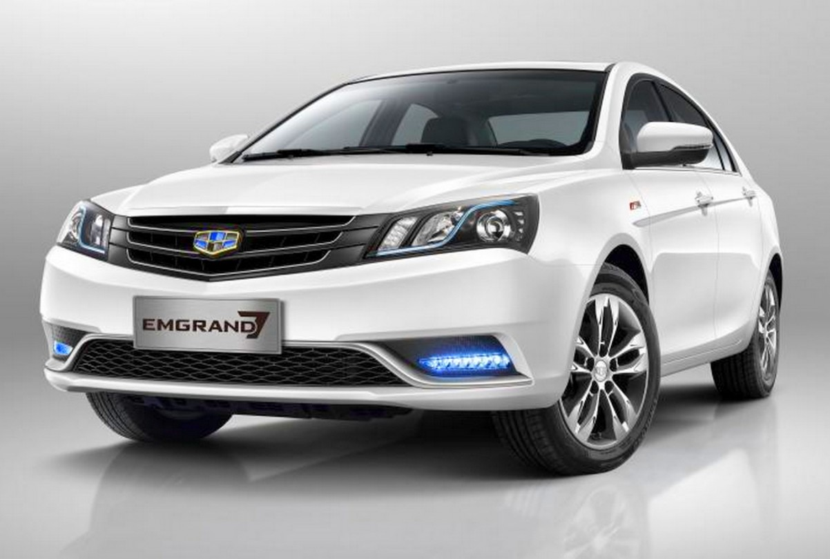 Geely Emgrand 2017 - фото 1