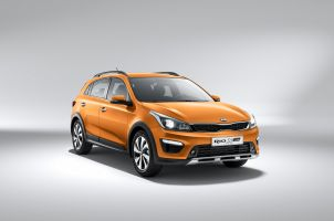 Kia Rio-X-Line Photo 1