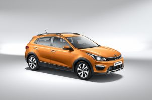 Kia Rio-X-Line Photo 5