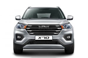 LIFAN X70 2018 Photo 1