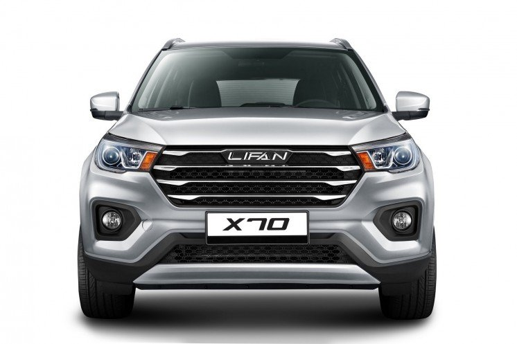 LIFAN X70 2018. Photo №1