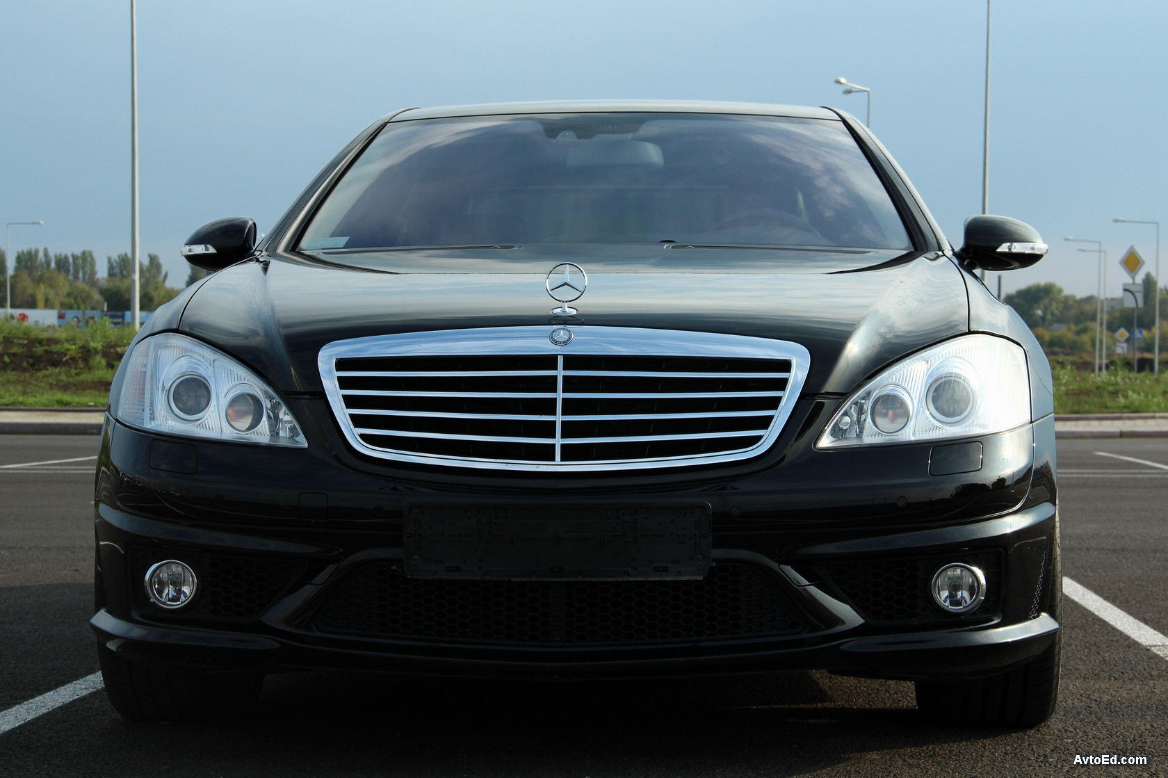 Mercedes benz for Mercedes benz s class amg 2010
