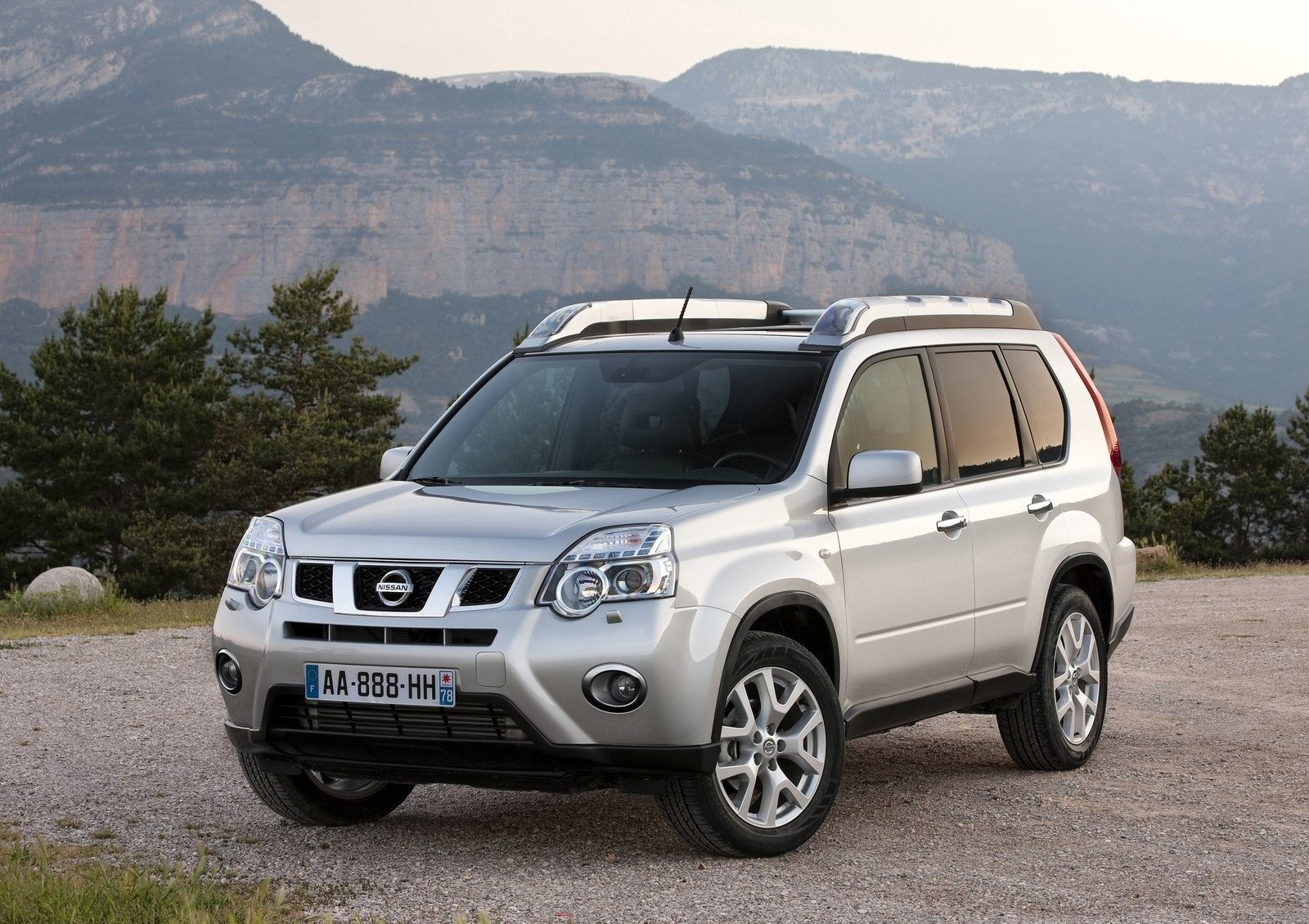 nissan x trail series 3 t31. Black Bedroom Furniture Sets. Home Design Ideas