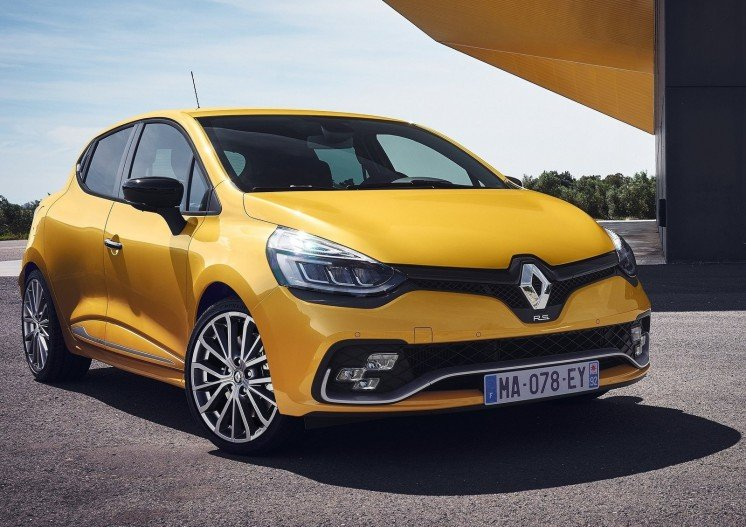 Renault Clio RS 2019